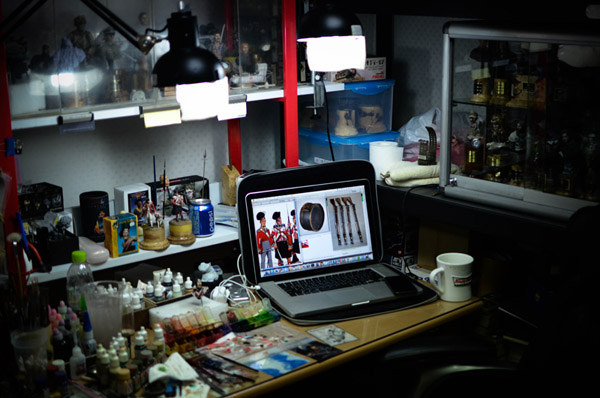 Myeong-Ha Hwang's workspace