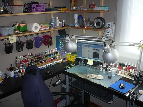 Javier González' workspace