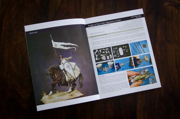Scale Model Handbook look inside